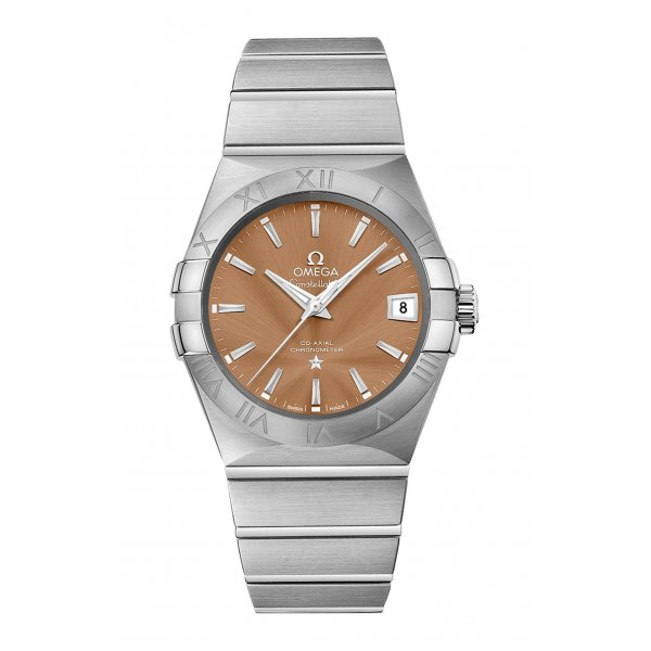 CONSTELLATION OMEGA CO-AXIAL 38 MM - 123.10.38.21.10.001
