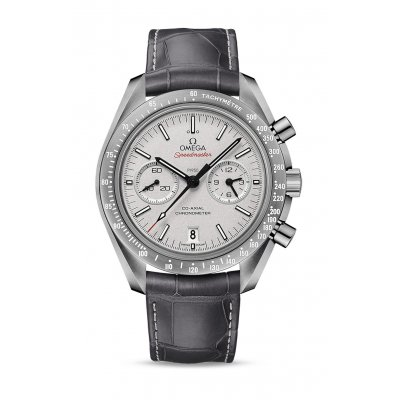 """MOONWATCH CO-AXIAL CHRONOGRAPH  GREY SIDE OF THE MOON"""" - 311.93.44.51.99.001"""