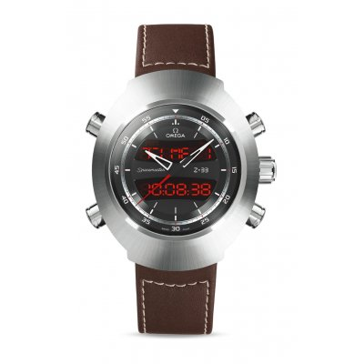 SPACEMASTER Z-33 CHRONOGRAPH GMT - 325.92.43.79.01.002