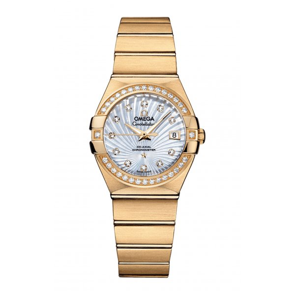 CONSTELLATION  OMEGA CO-AXIAL 27 MM - 123.55.27.20.55.002