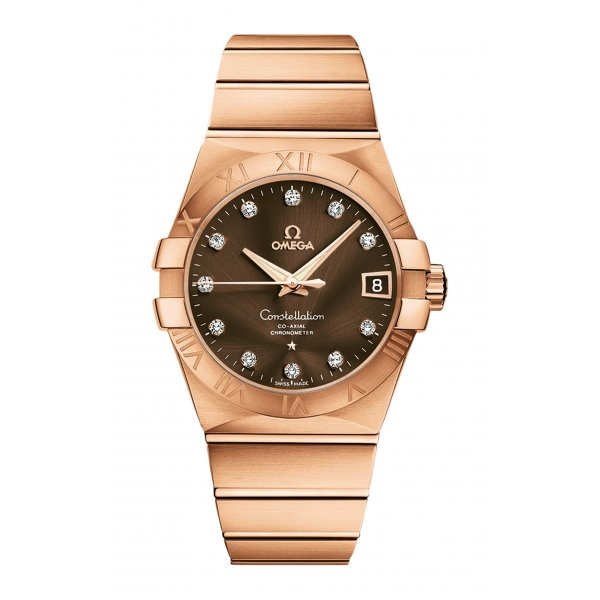 CONSTELLATION OMEGA CO-AXIAL 38 MM - 123.50.38.21.63.001