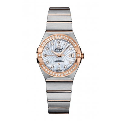 CONSTELLATION OMEGA CO-AXIAL 27 MM - 123.25.27.20.55.001