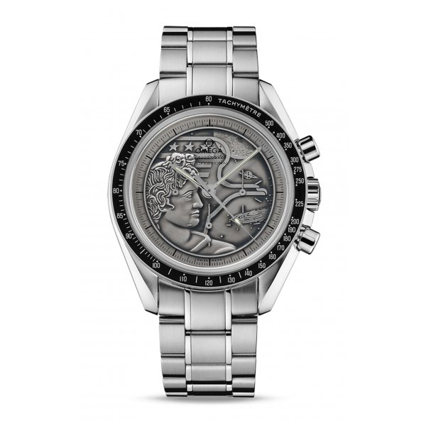 """""""MOONWATCH PROFESSIONAL CHRONOGRAPH 40TH ANNIVERSARY  APOLLO XVII"""""""" - LIMITED EDITION - 311.30.42.30.99.002"""""""