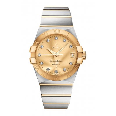 CONSTELLATION OMEGA CO-AXIAL 38 MM - 123.20.38.21.58.001