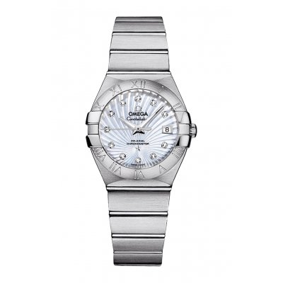 CONSTELLATION OMEGA CO-AXIAL 27 MM - 123.10.27.20.55.001
