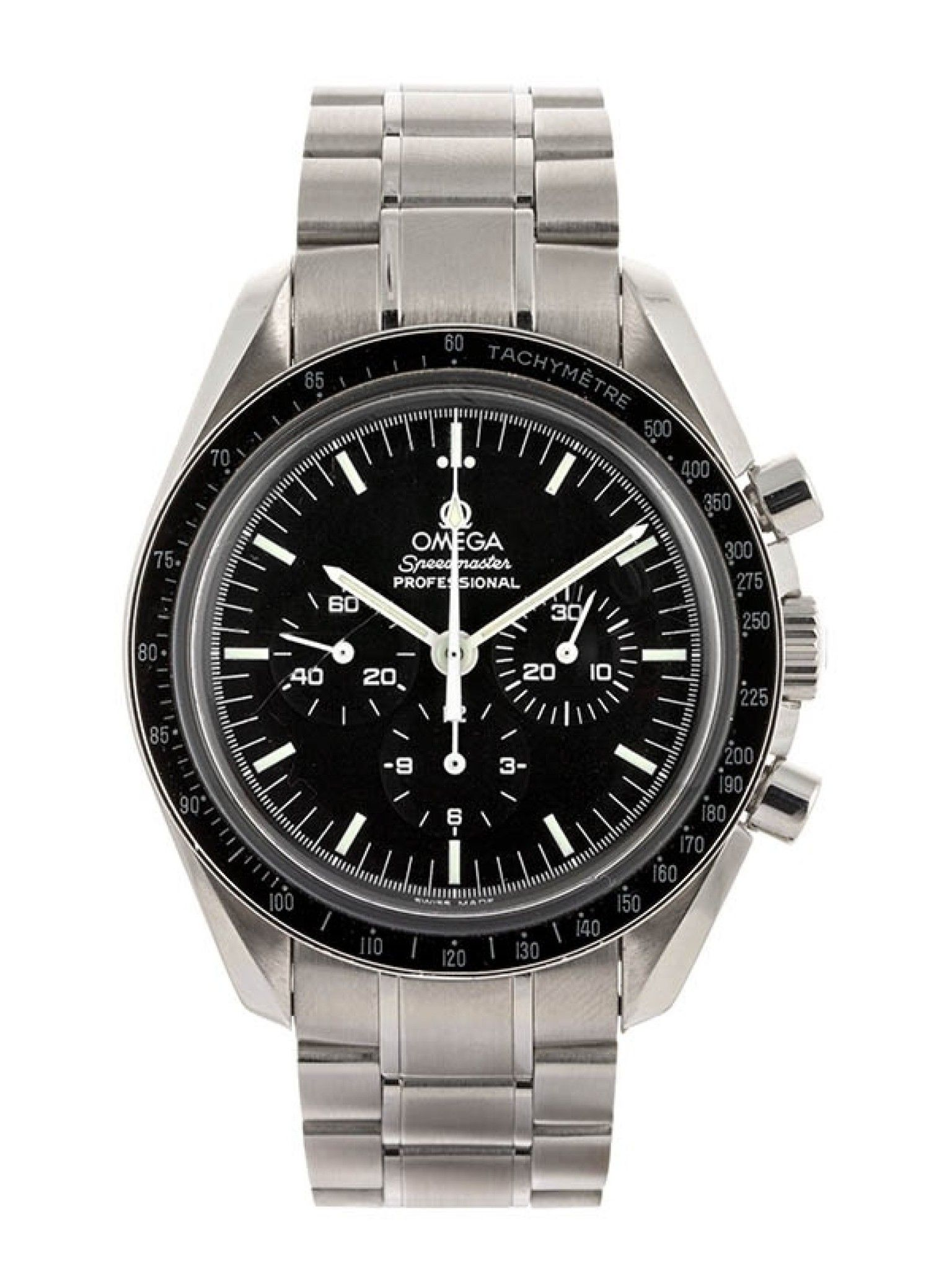OMEGA SPEEDMASTER MOONWATCH 42MM IN ACCIAIO REFERENZA 3570.5000