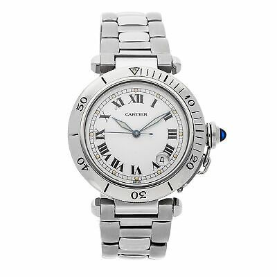 CARTIER PASHA 38 MM REFERENZA W31005H3