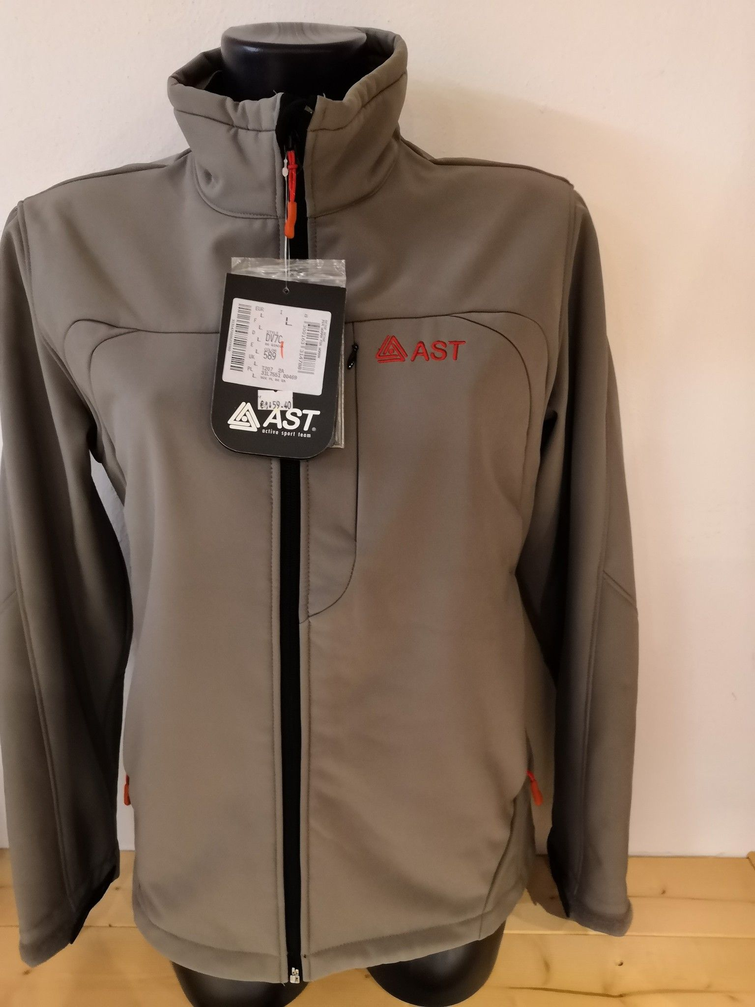 GIACCA SOFT SHELL ASTROLABIO