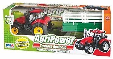 Trattore Agricolo, Multicolore, 3.ST10314