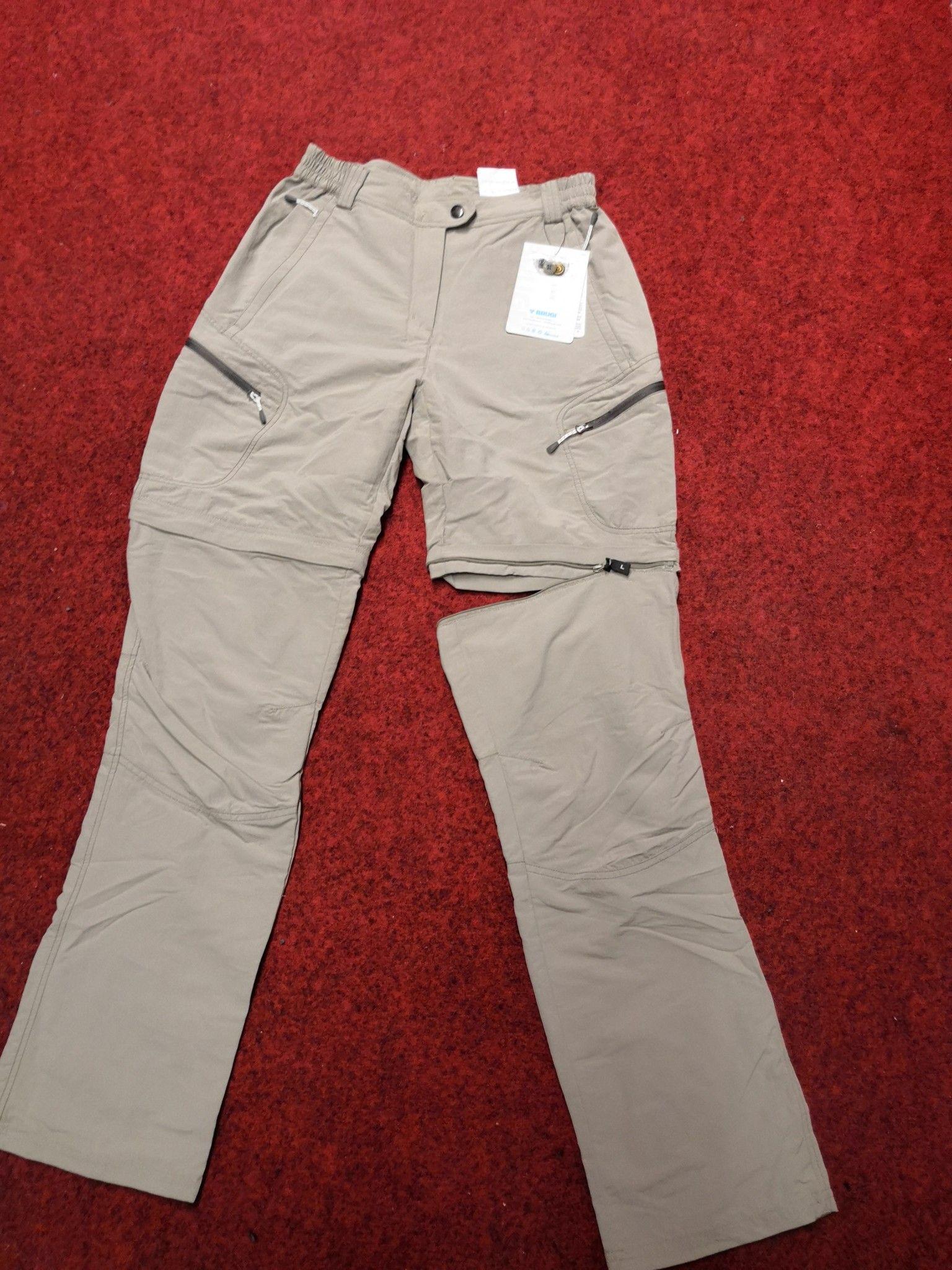 b9106eb522 PANTALONI DONNA OUTDOOR BRUGI | Abbigliamento Donna Pantaloni | Shop  Online: Forchini di tutto di più