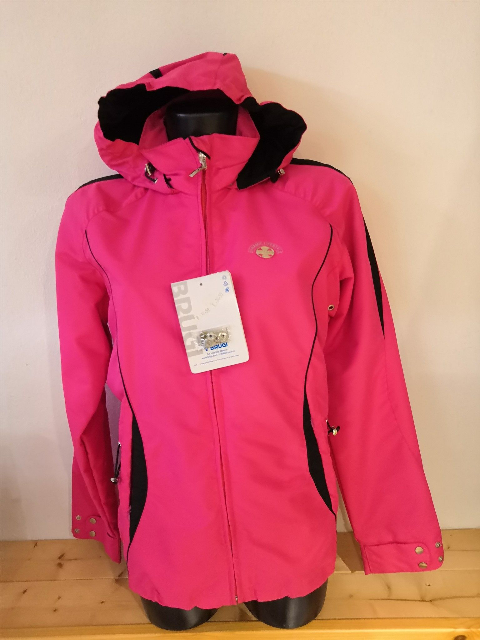 GIACCA DONNA OUTDOOR BRUGI