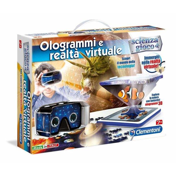 Clementoni 13972 - Ologrammi e Realt? Virtuale