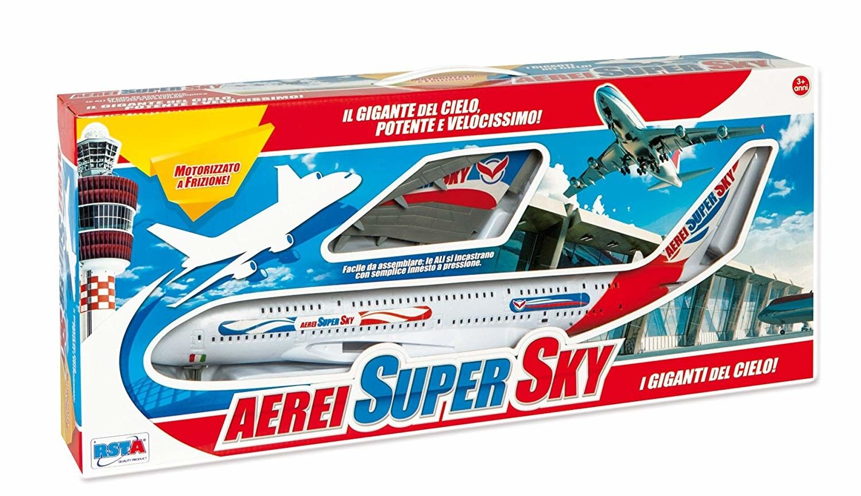 RSTA 9491 - Super Aereo Gigante a Frizione