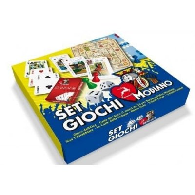 SET GIOCHI MODIANO