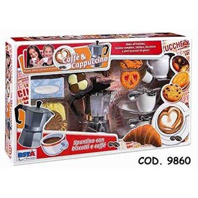 PLAYSET CAFFE' E CAPPUCCINO 9860