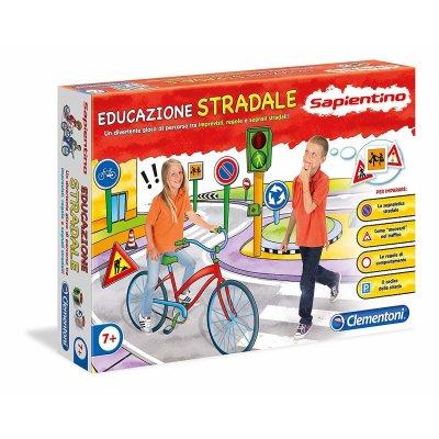 Clementoni 12813 - La Scuola di Sapientino Educazione Stradale