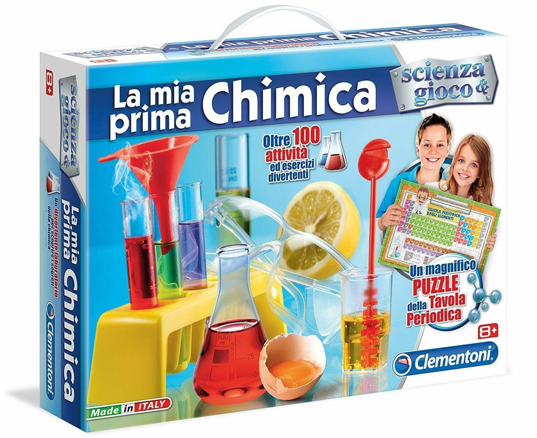 LA MIA PRIMA CHIMICA CLEMENTONI