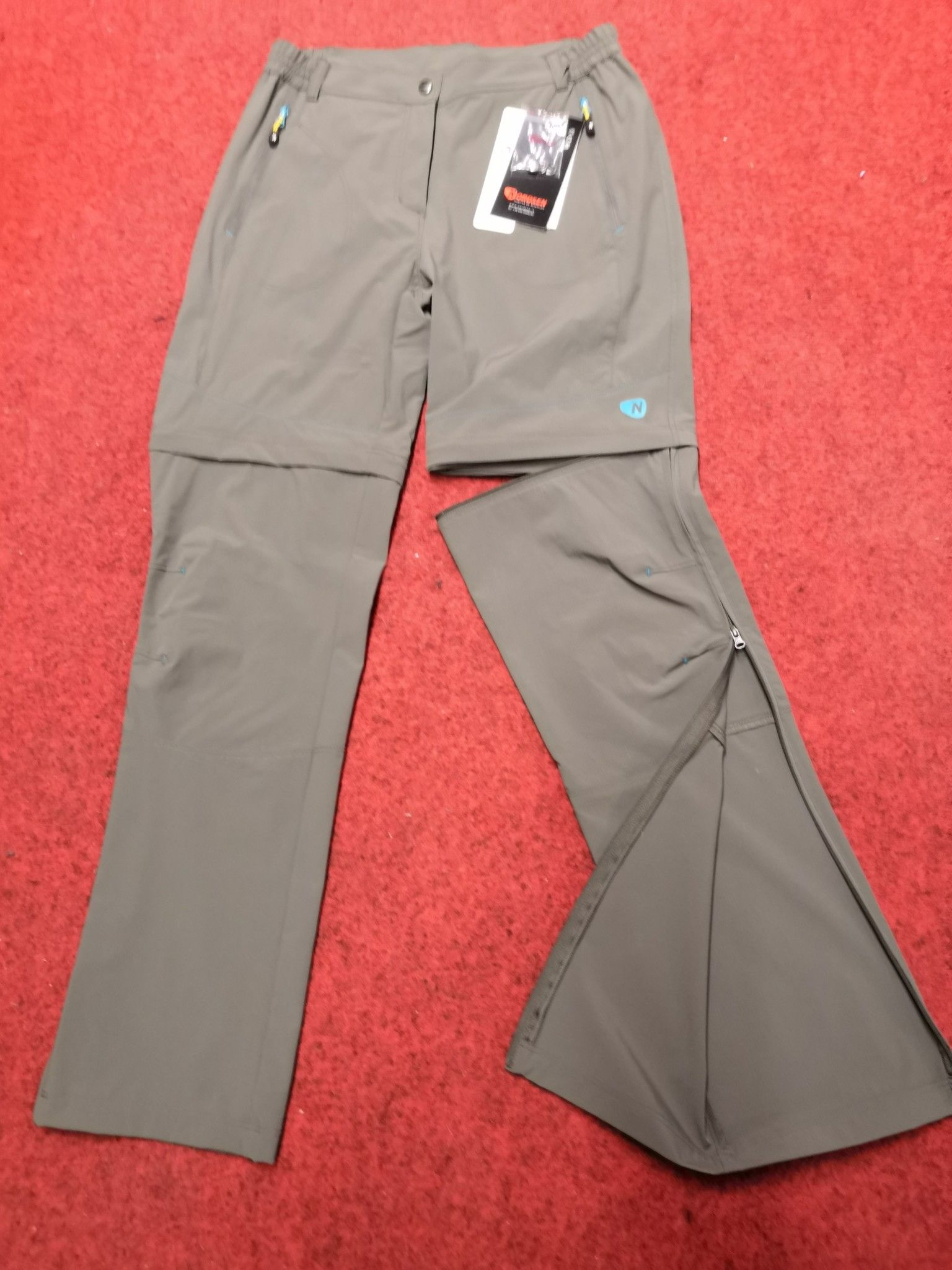 07a42c859d PANTALONI OUTDOOR DONNA NORDSEN | Abbigliamento Donna Pantaloni ...