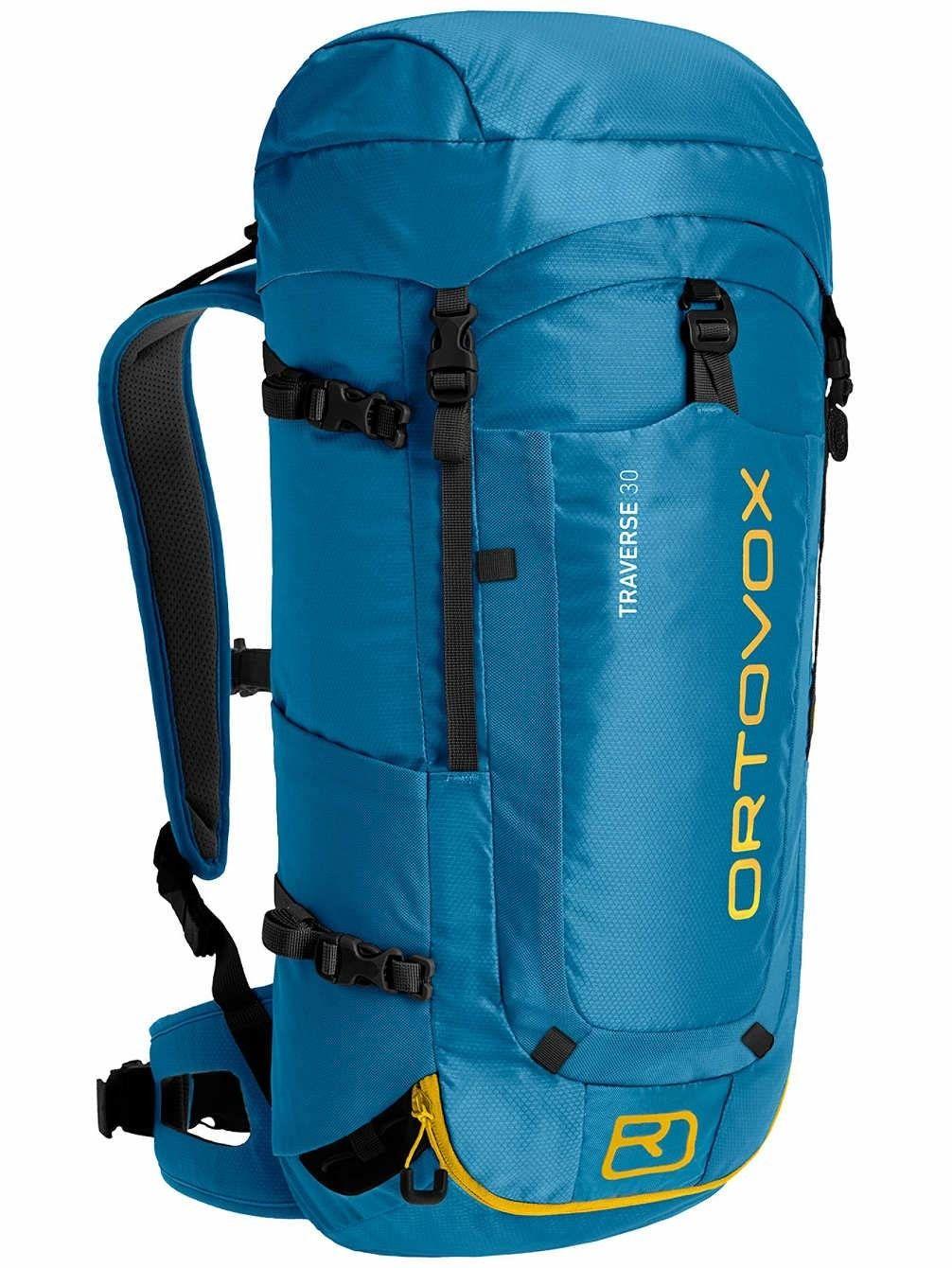 Ortovox Traverse 30 Zaino Casual 64 centimeters 30 Blu (Blue Sea)