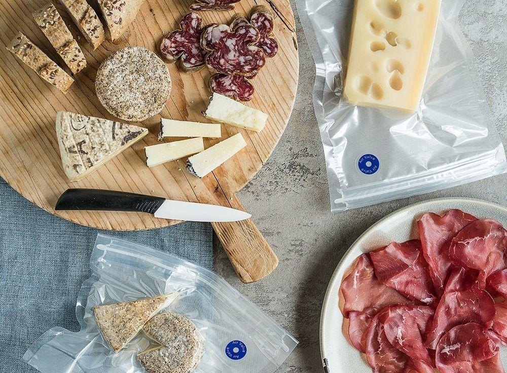 Perfetto Kitchen - 29003 - Busta Sottovuoto Frigo - Frescovuoto - Cm 20x30 - M - Confezione 6 pezzi