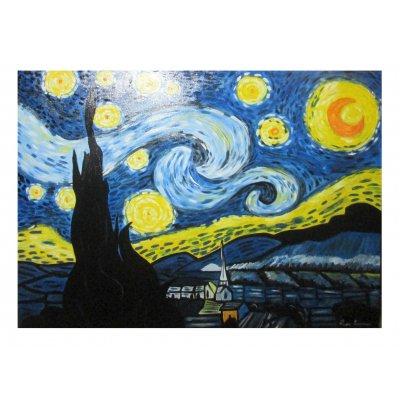 Notte Stellata - Copia di Van Gogh - 130x100