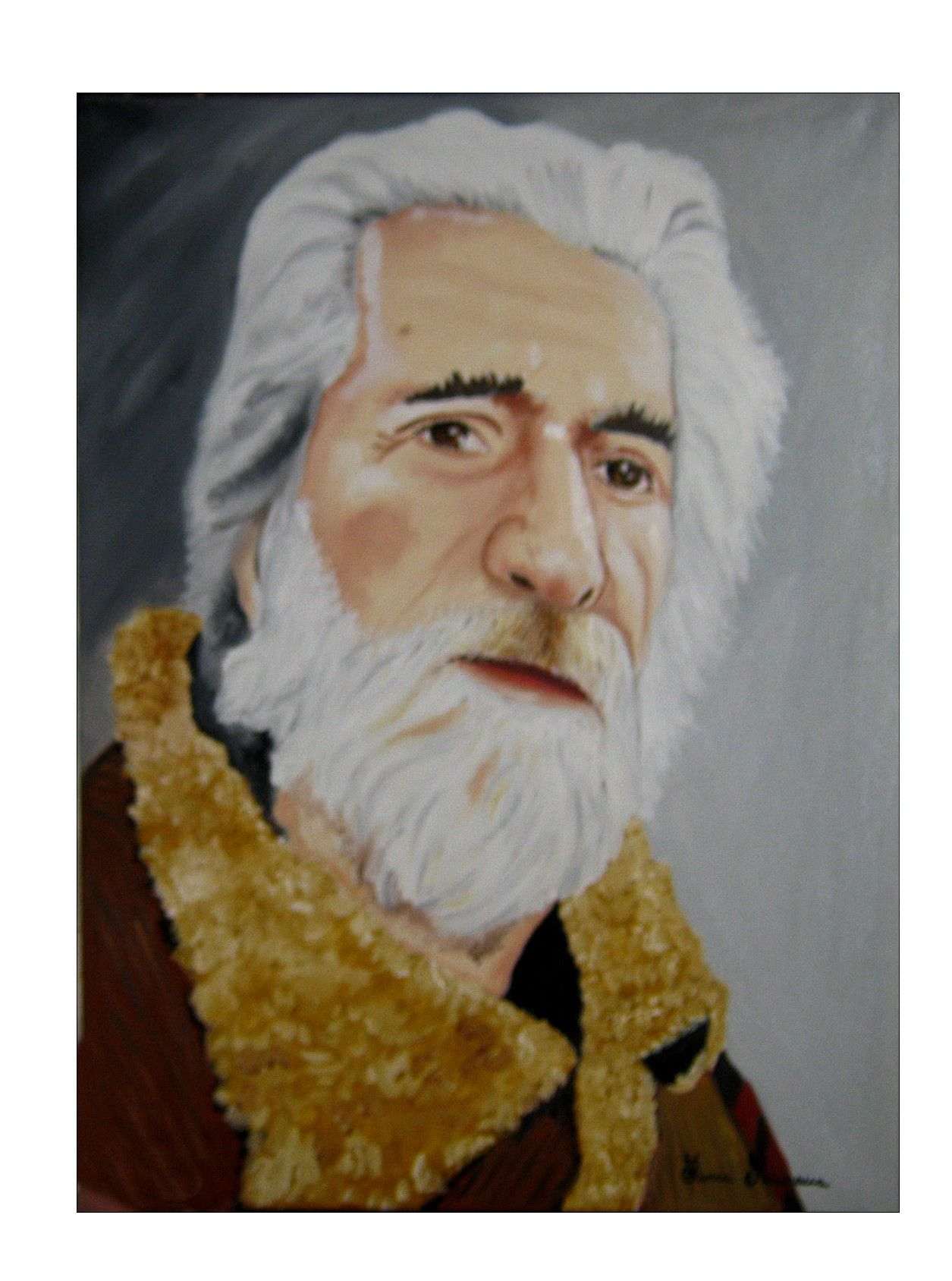 Ritratto uomo con barba