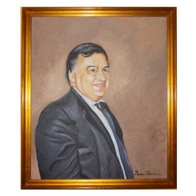 Ritratto del sindaco di Palermo