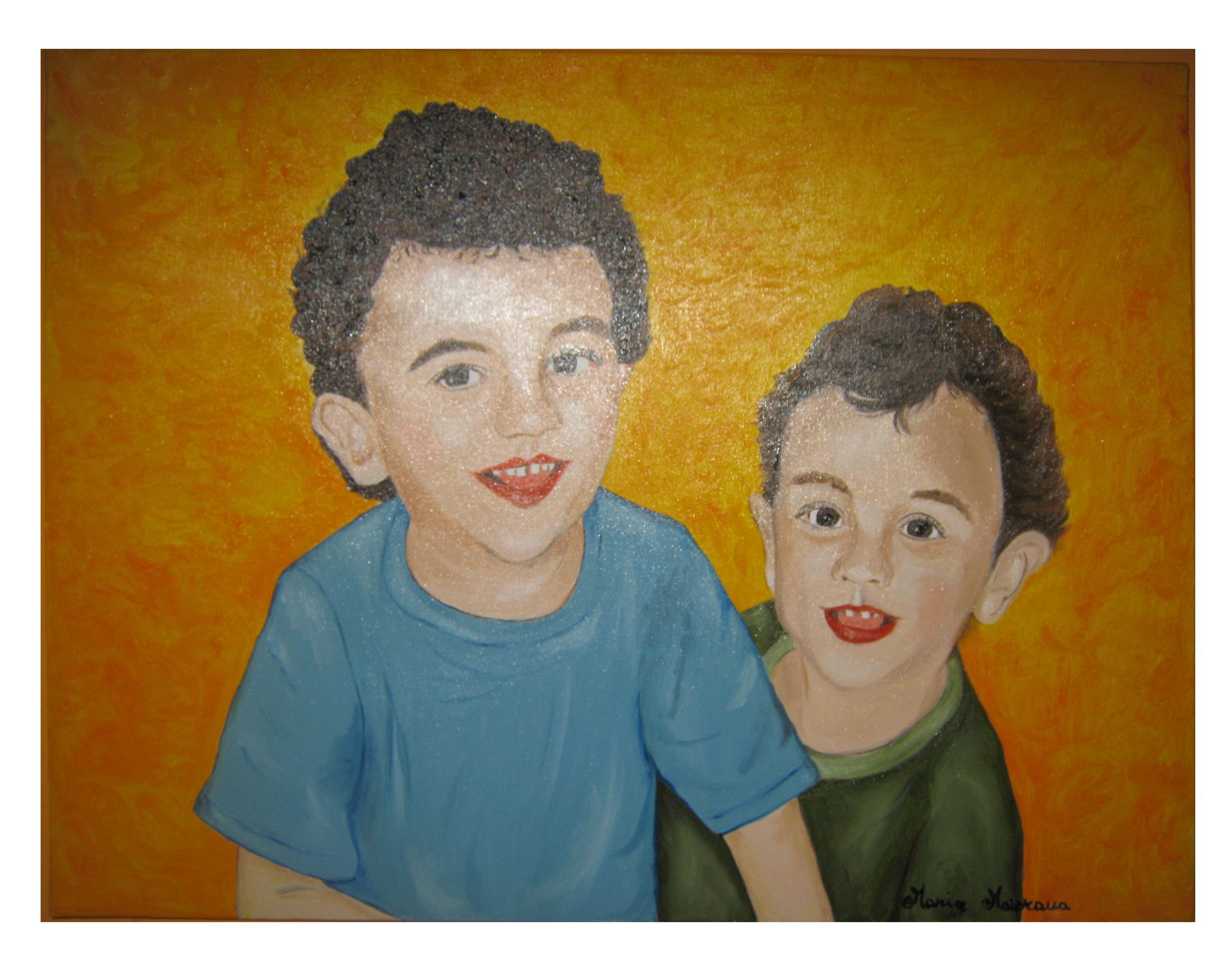Ritratto di due fratelli