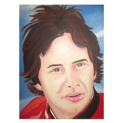 Ritratto di Jacques Villeneuve