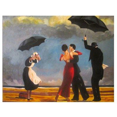 The Singing Butler - Copia di Jack Vettriano