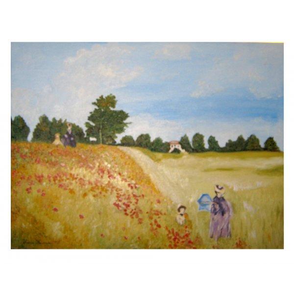 Papaveri - Copia di Claude Monet