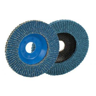 DISCO LAMELLARE IN ZIRCONIO 100(mm)X80(grana)