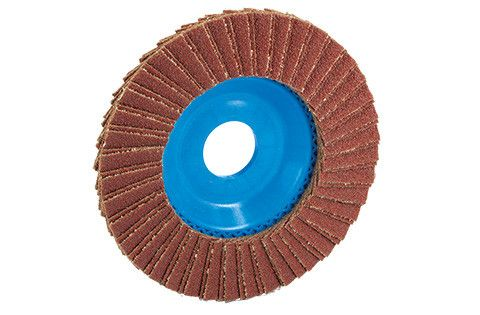 DISCO LAMELLARE IN CORINDONE 150(mm)X320(grana)