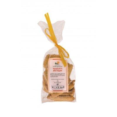 Tegolotti con farina di segale integrale camuna