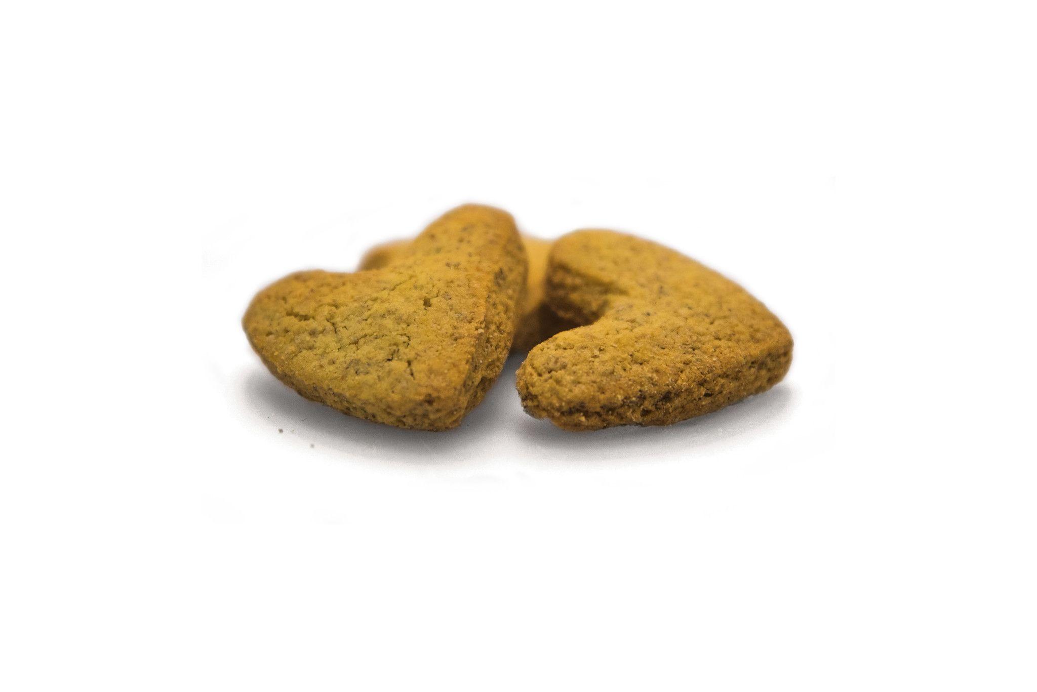 Biscotti sformati alla segale