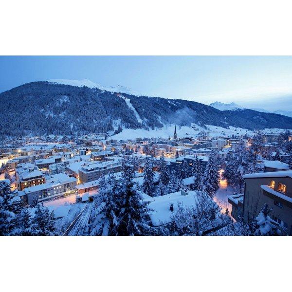 ZURICH-DAVOS WEF