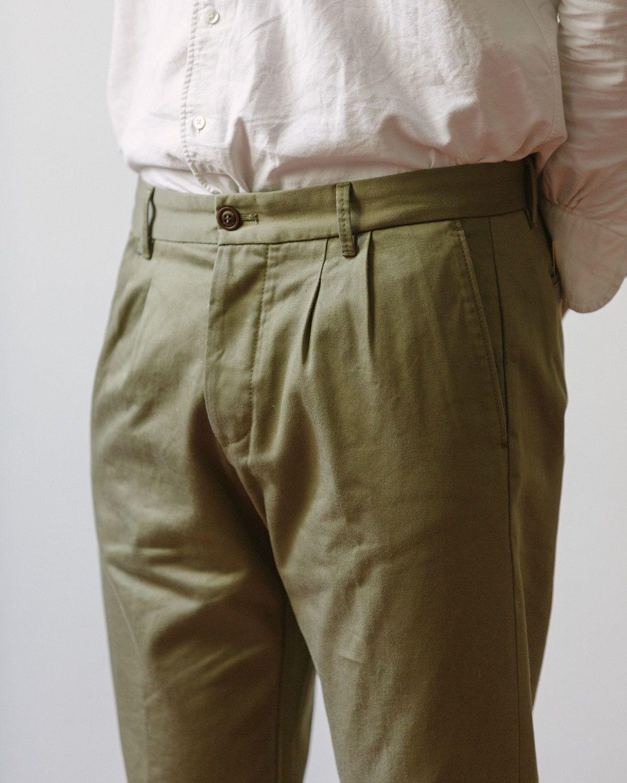 Fortela Pantalone Pence Verde