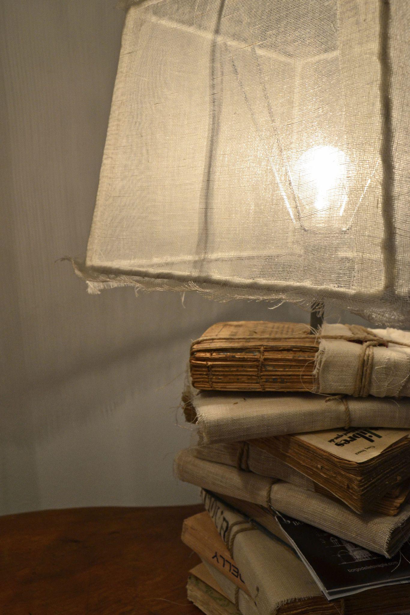 Abat-jour Libri - Borgo delle Tovaglie