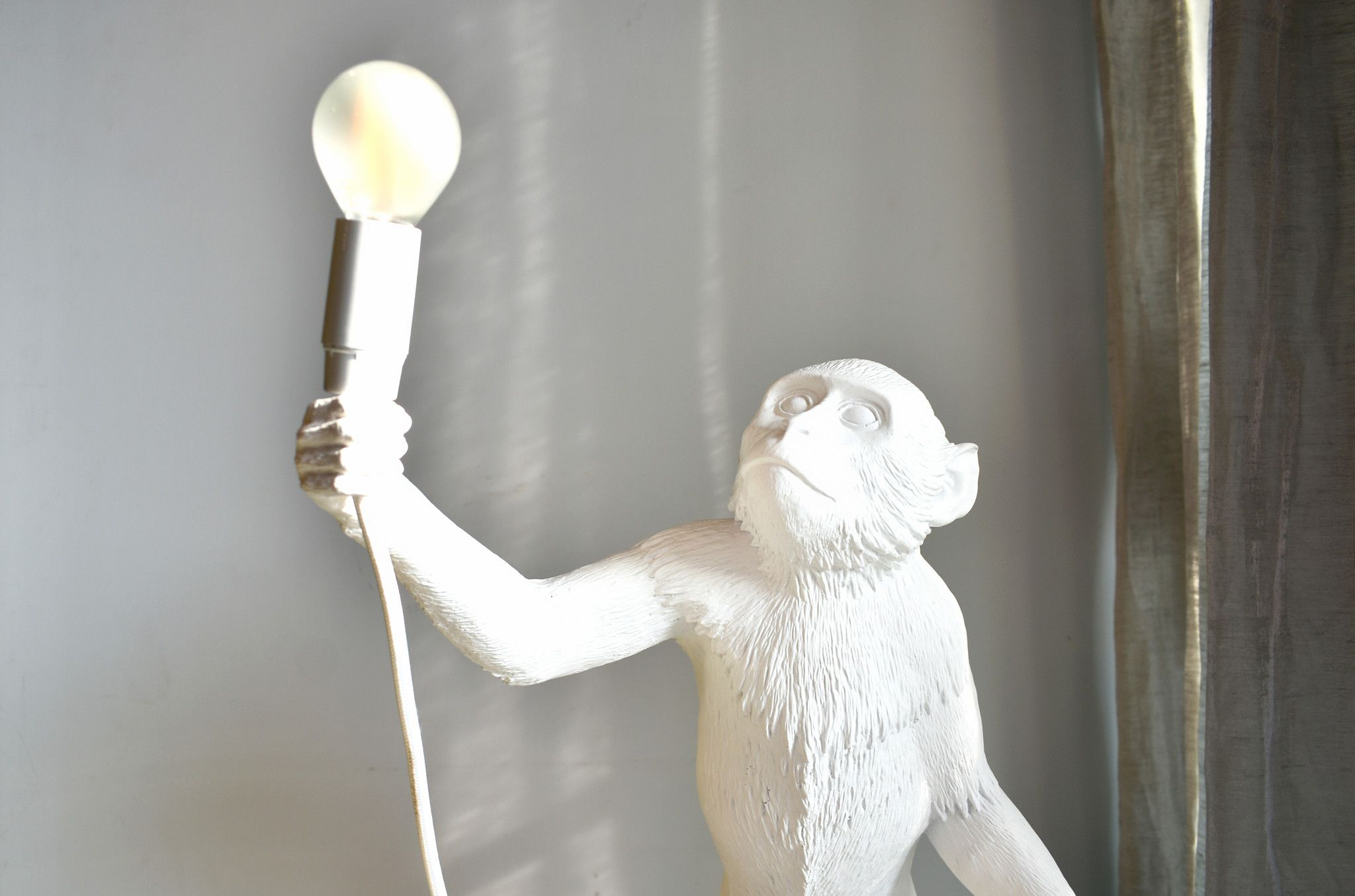 Monkey Lamp Standing Version - Seletti