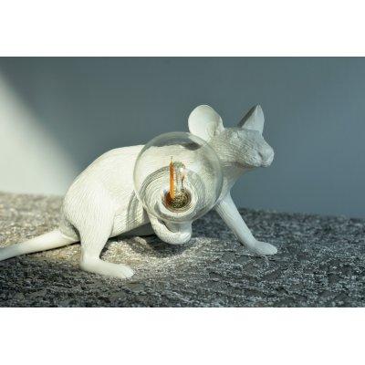 Abat-jour Mouse Lamp Lyie Down - Seletti