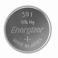 Pile per Orologi Energizer 391