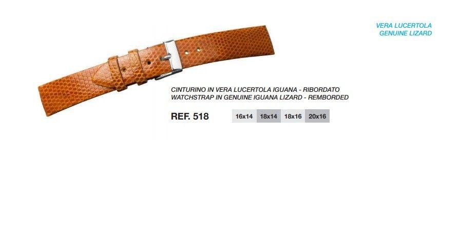 Cinturino Pelle 518