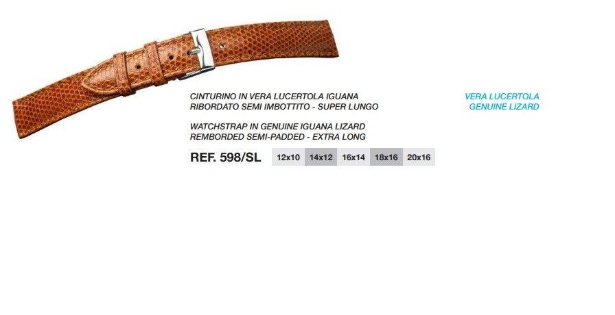 Cinturino Pelle 598/SL