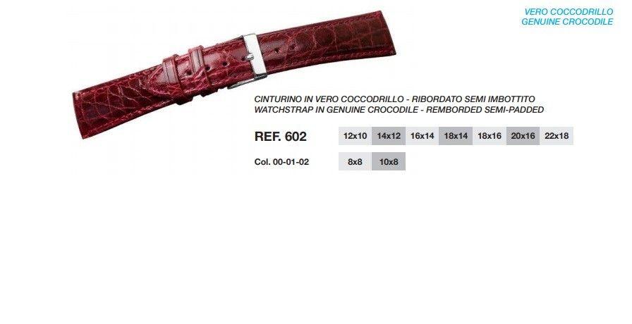 Cinturino Pelle 602