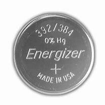 Pile per Orologi Energizer 392