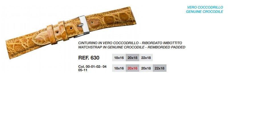 Cinturino Pelle 630
