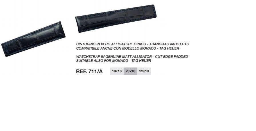 Cinturino Pelle 711/A