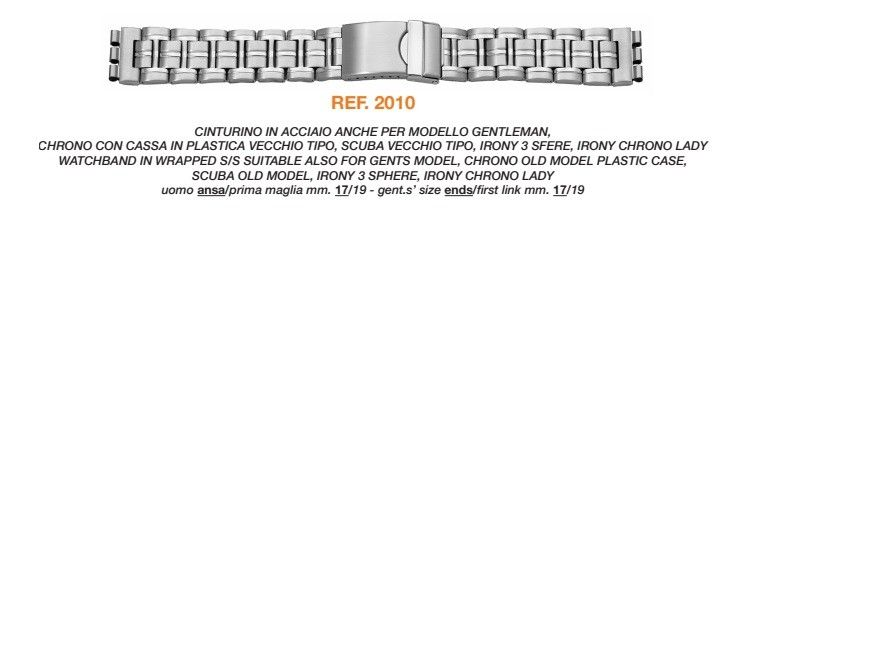 Cinturino Swatch 2010