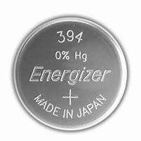 Pile per Orologi Energizer 394