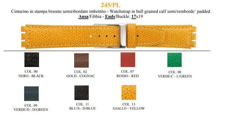 Cinturino Swatch 245/PI